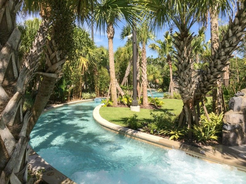 Four Seasons Resort Orlando lazy river