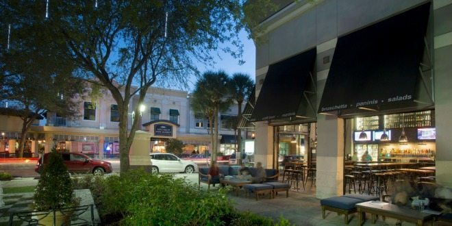 Orlando Happy Hours - Winter Park Village
