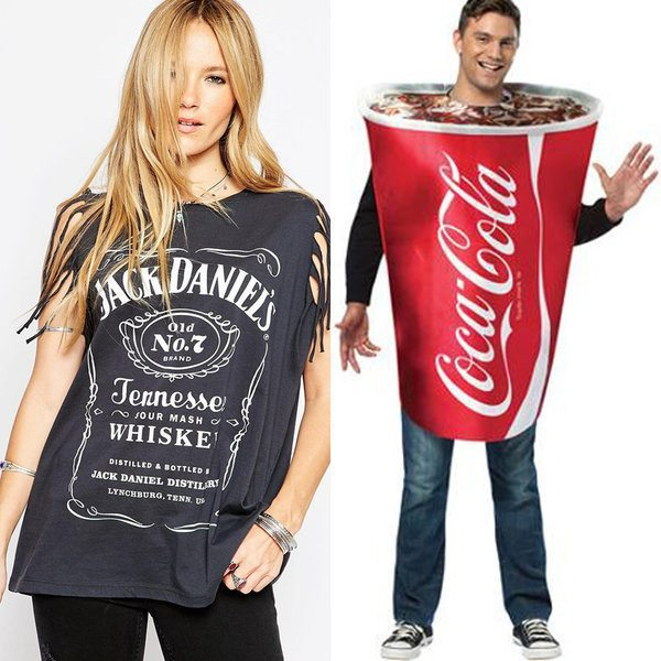 Jack u0026 Coke SOURCE 14 Halloween Costumes For Couples Who Ainu0027t Got Time For DIY ...  sc 1 st  Orlando Date Night Guide & 15 Halloween Costume Ideas for Couples
