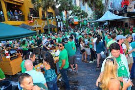 St. Patrick's day events in orlando