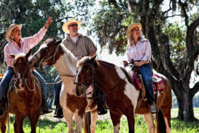 Saddle Up! 10 Dates for Horse Lovers in Central Florida
