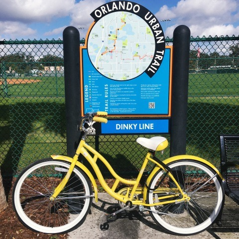 Orlando Urban Trail by Arlene Laboy