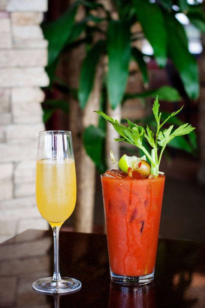 Best places for brunch in Orlando with bottomless mimosas