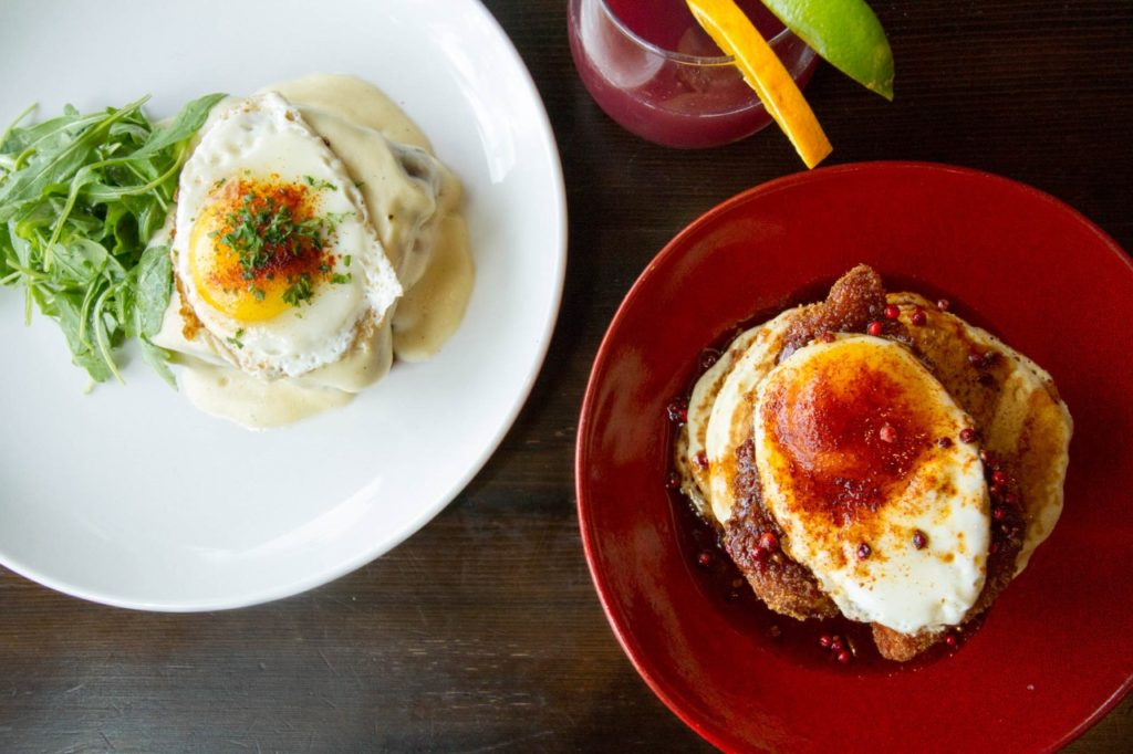 Brunch and endless sangria at Tapa Toro