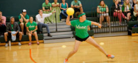 Game on! Join an Adult Dodgeball League at Windup Sport and Social