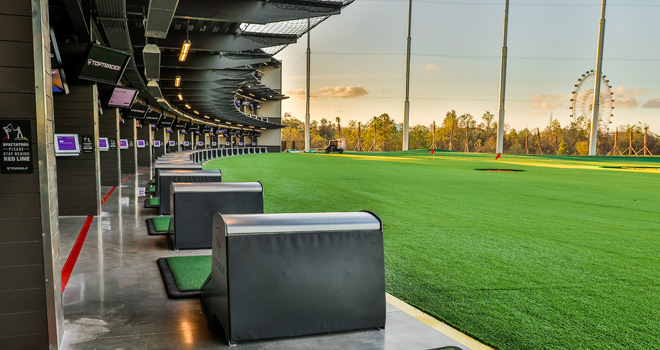 Date Night at Topgolf Orlando