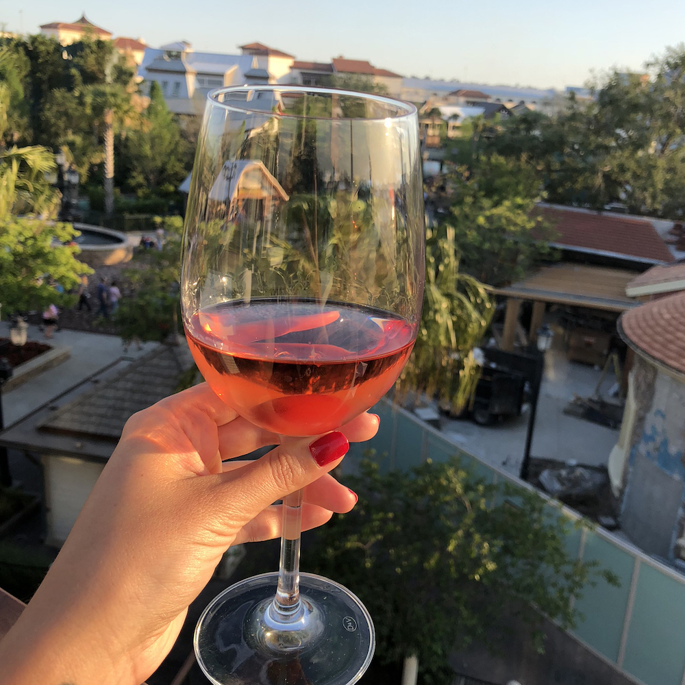 Sip a curated wine flight and enjoy light bites during the bi-weekly Rooftop Wine Experience this summer at Paddlefish.