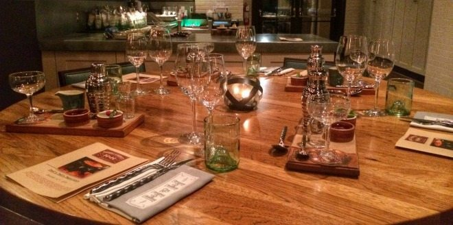 The Chef's Table at Highball and Harvest