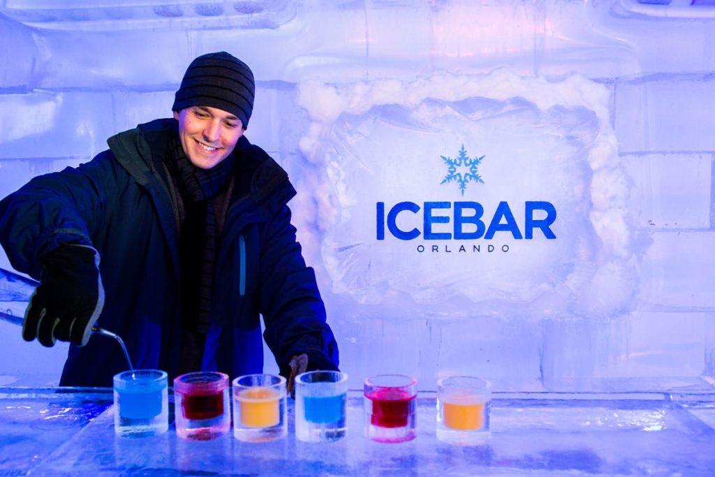 Photo credit: ICEBAR Orlando
