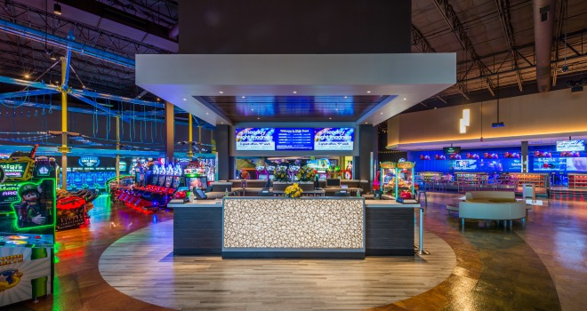 Main Event Entertainment Center Opens In Pointe Orlando
