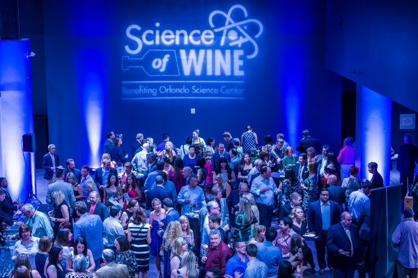 7th annual science of wine april 29 for Wine and paint orlando