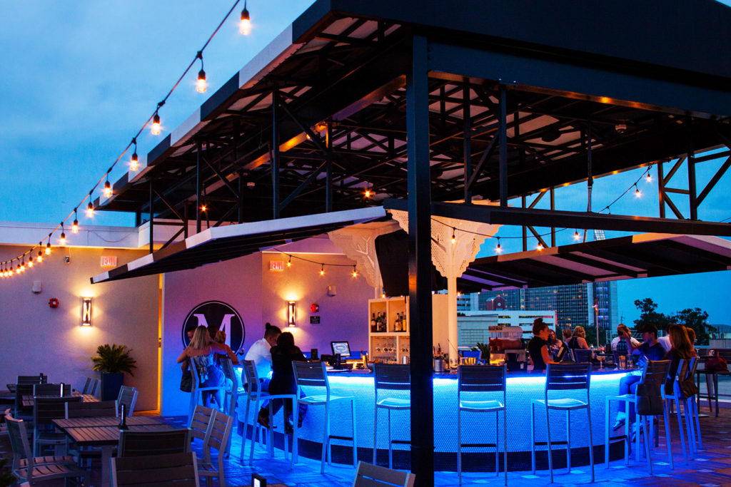 Best New Orlando Bars - M Lounge