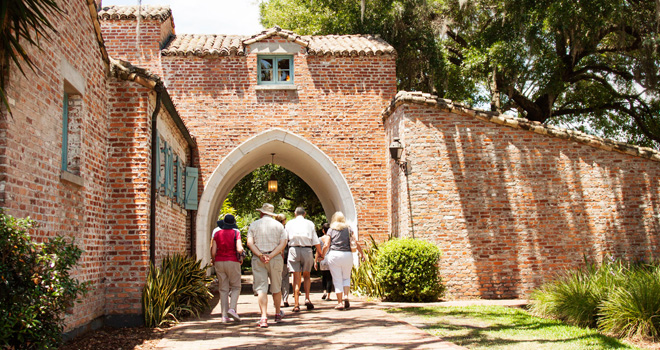 Free Walking Tours in Orlando - Casa Feliz Historic Home Museum