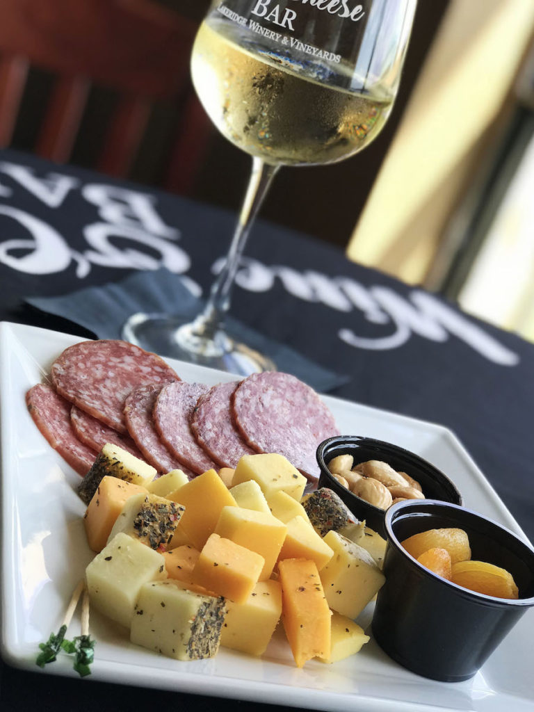 Orlando events Lakeridge Winery wine and cheese festival