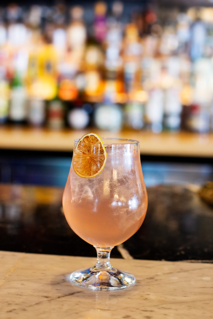 Dovecote Paloma cocktail